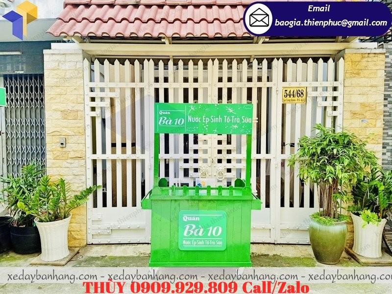 cung cấp tủ gỗ bán nước ép